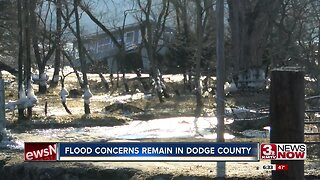Flood Concerns Remain in Dodge County