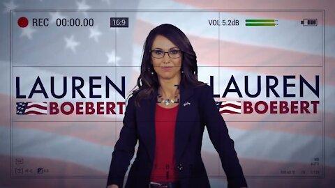 Lauren Boebert ( Rep-Colorado)
