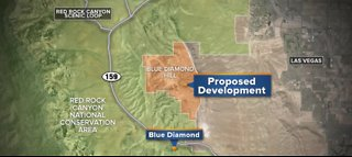 Clark County Commission delays Red Rock Canyon development