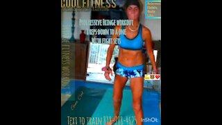 Short Effective Fringe Fitness Workout