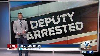 St. Lucie Co. detention deputy arrested