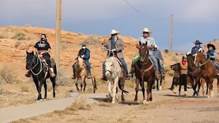 COVID-19 Cases Skyrocket Among Navajo Nation