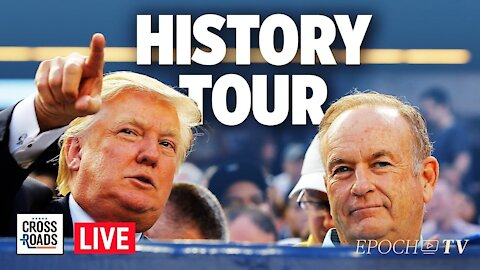 """Live Q&A: Trump Launching """"History Tour""""; Emails Reveal How Virus Origin Was Framed 