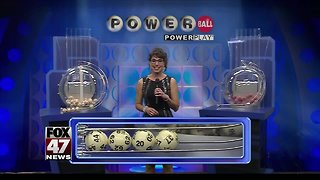 Winning $750M Powerball ticket sold in Wisconsin