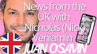 Juan O' Savin Discusses Latest Updates with Nicholas Veniamin