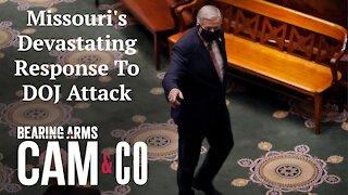 Missouri's Devastating Response To DOJ Attack On 2A Preservation Act