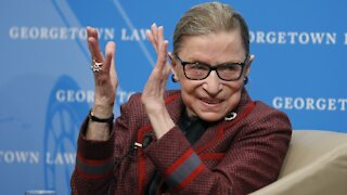 Politicians, Celebrities React To Justice Ruth Bader Ginsburg's Death