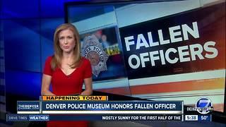 Denver Police Museum honors fallen officers
