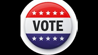 Election Update - Make Sure You Vote