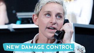 Ellen DeGeneres Goes To Fans DIRECTLY For DAMAGE CONTROL!