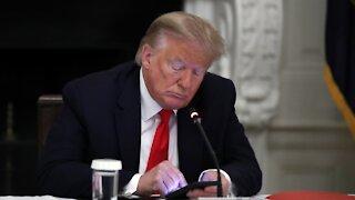 Trump Appeals To Get Back On Facebook, Instagram