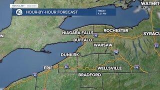 7 First Alert Forecast 5:30 a.m. Update, Thursday, February 25