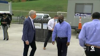 Portman visits small business in need of PPP loan