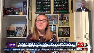 Packers fans react to Jordan Love selection