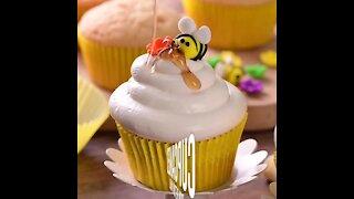 Cupcakes with Honey Bitumen