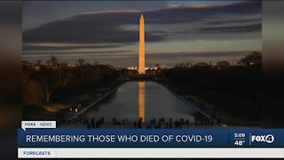 Florida to join movement to honor covid-19 victims