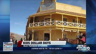 Old Tucson Studios offering kids admission for $1 MLK weekend
