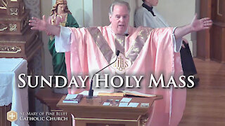 Sermon for Laetare Sunday, March 14, 2021 (NO)