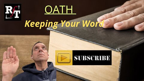 KEEPING YOUR OATH!