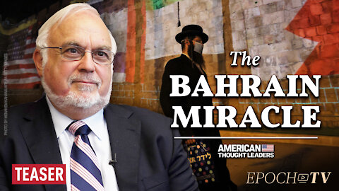 Rabbi Abraham Cooper on Christian, Yazidi Persecution in Middle East; the Abraham Accords | TEASER