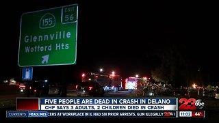 Deadly crash on Highway 99