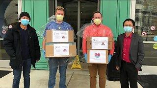 Chinese Community Center holds fundraiser for coronavirus