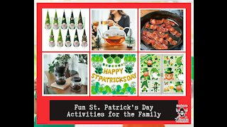 Fun St. Patrick's Day Activities for the Family