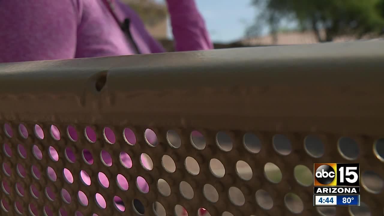 Peoria woman helps catch sexual assault suspect