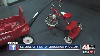 Science City seeing boost in early education program