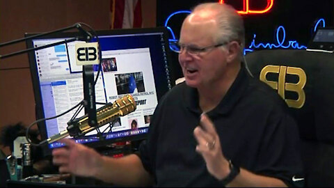 My Conservative Political Mentor Rush Limbaugh Has Passed