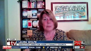 Live Interview: Laura Wolfe with the Kern Literacy Council