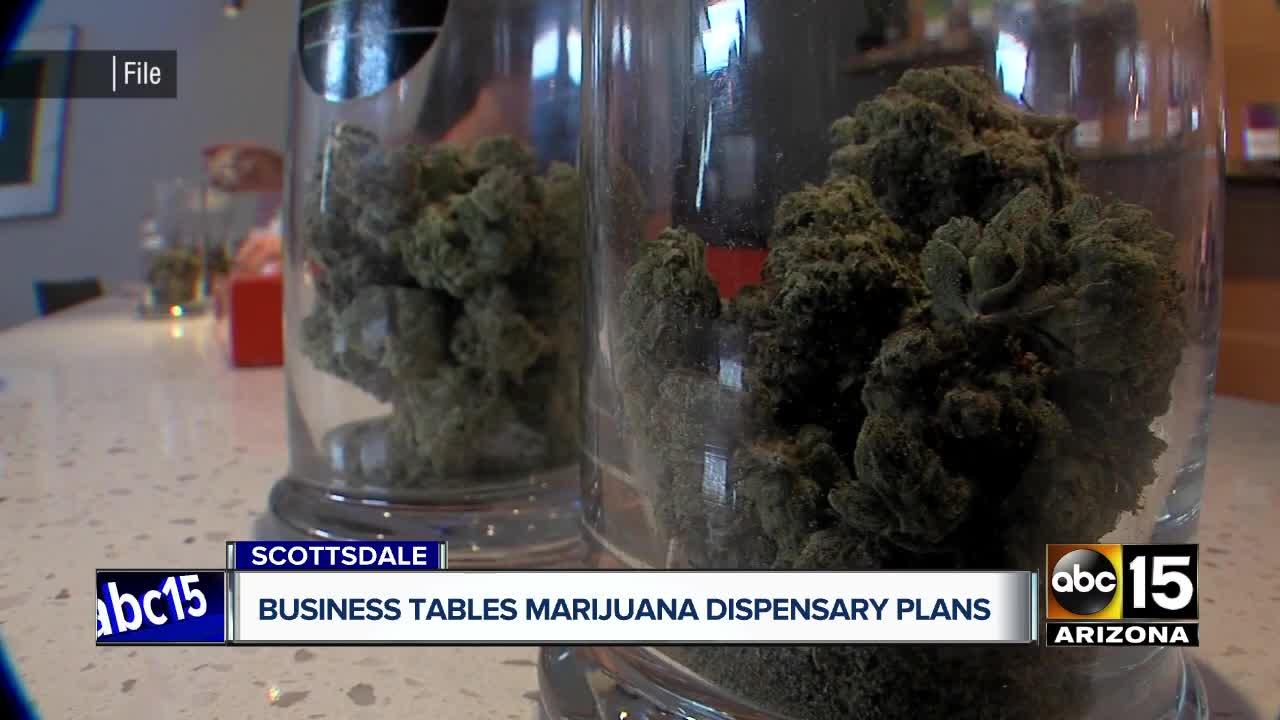 Business tables marijuana dispensary plans