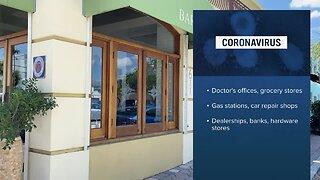 Boca Raton issues order to close non-essential businesses
