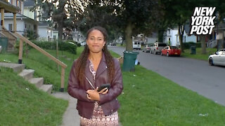 Viral video shows Rochester reporter Brianna Hamblin being harassed