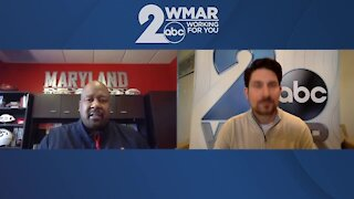 Shawn Stepner one on one with Terps Head Football Coach Mike Locksley