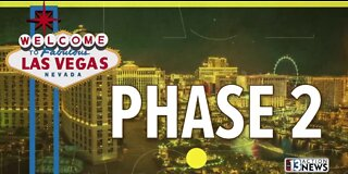 Phase 2 reopening in Nevada