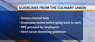 The Culinary Union tracking hotel-casino safety
