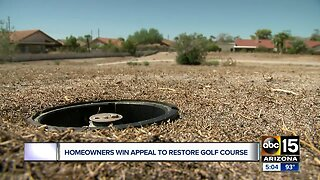 Arizona appeals court orders developer to restore Ahwatukee golf course