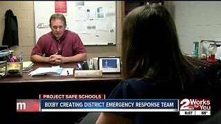 Bixby creating emergency response team