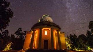 Time-lapse optagelser af den amerikanske stat Georgia taget over 7 måneder