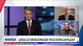 GEORGIA VOTING LAW FALLOUT