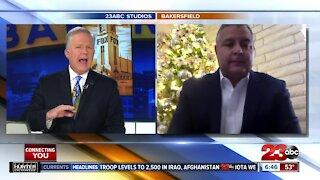 Mission at Kern's Carlos Baldovinos talks 23ABC Baby Shower