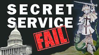 Secret Service Lets Swamp Slip Through Capitol Checkpoint