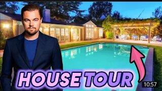 Leonardo DiCaprio house tour  $260 million