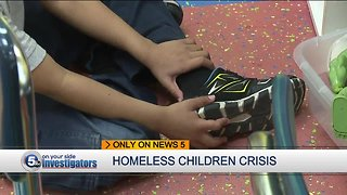 Summit County homeless children on the rise, ACCESS Shelter fighting back