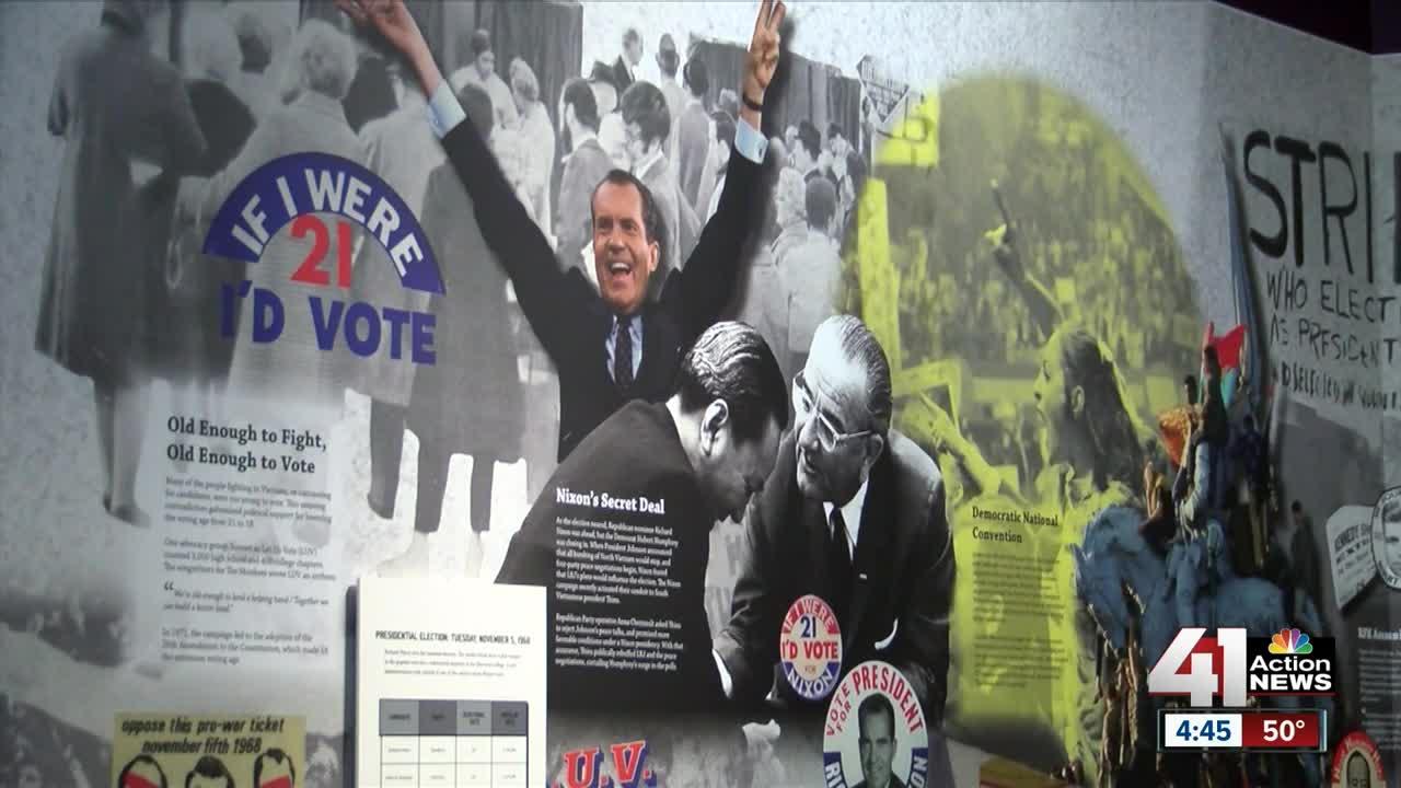 New Vietnam exhibit opens at WWI Museum and Memorial