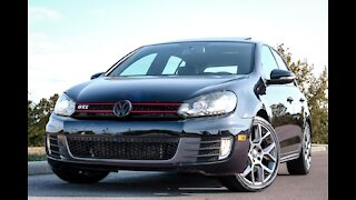Volkswagen GTI 2013 Faulty Soundaktor Mystery Sound Solved!