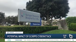 Potential impact of Scripps cyberattack
