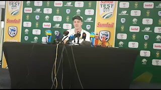 VIDEO: Retiring Morkel admits he'll miss playing for Proteas (5YV)