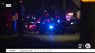 Police on scene of barricaded gunman on Detroit's west side